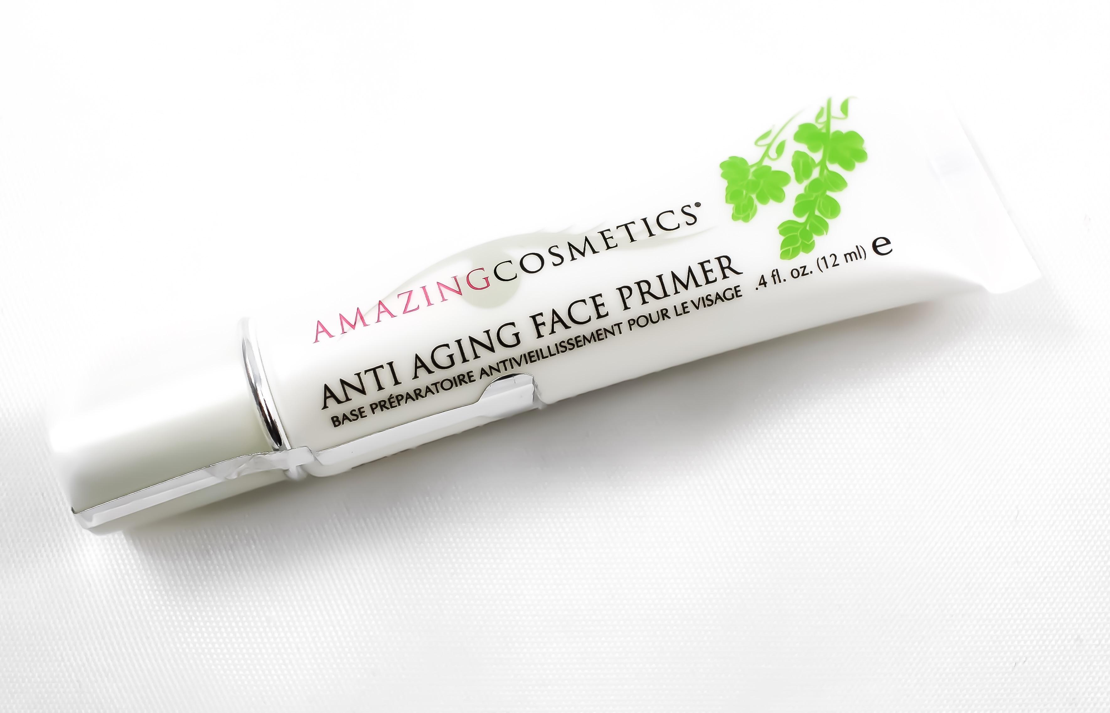 Amazing Cosmetics Anti Aging Face Primer
