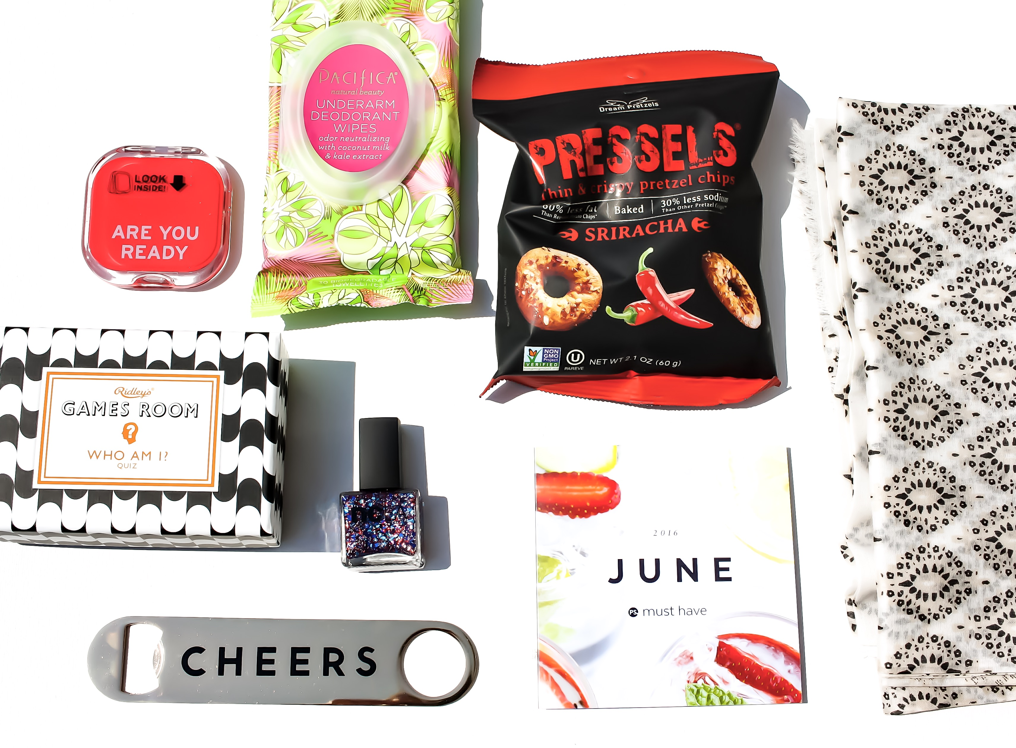 June Pop Sugar Must Have Box